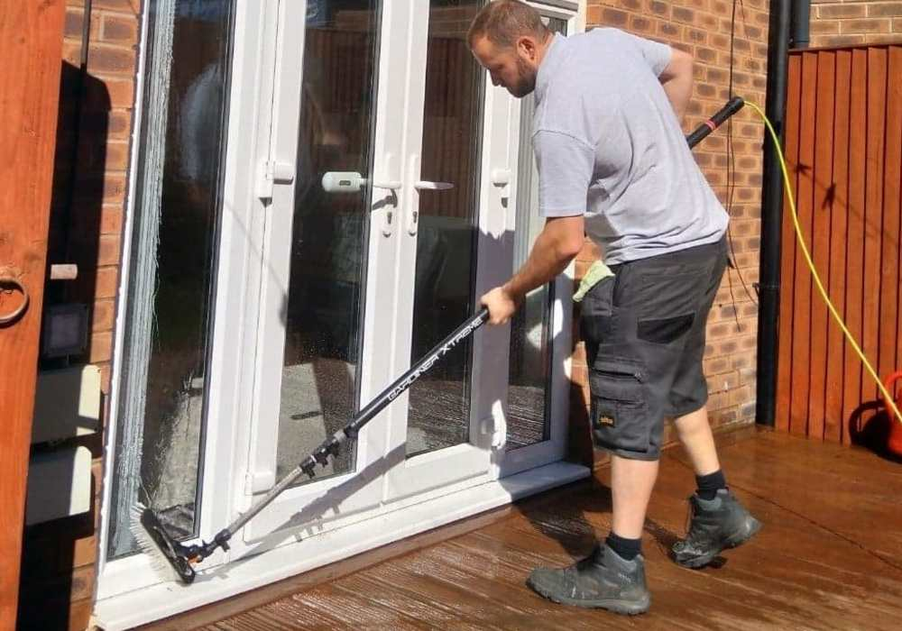 professional window cleaners wakefield